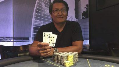Michael Lee, Casino Copenhagen, Live Poker, Poker, Pokernyheder,