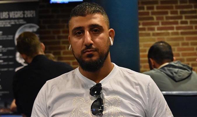 Mohammed Najdi, Casino Munkebjerg, Poker, Live Poker, Pokernyheder,