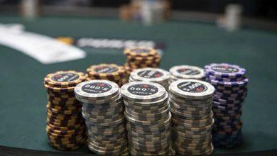 Pokerchips, Poker, Live Poker, DM i Poker, Side Event, Pokernyheder,
