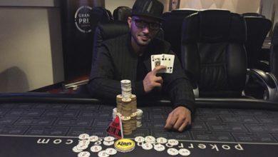 Tarik Bouhidour, Kings Resort, Live Stream, Live Poker, Pokernyheder, Poker,