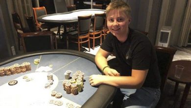Christian Larhmann, Casino Marienlyst, Live Poker, Poker, Pokernyheder