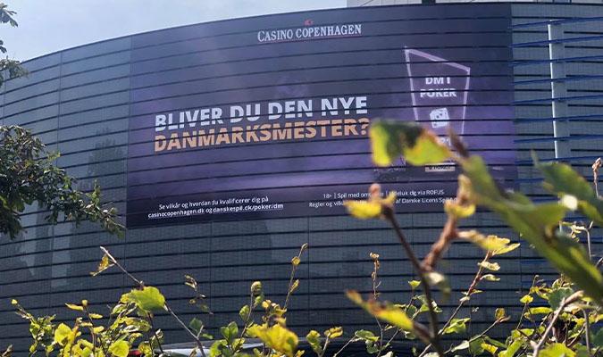 Fasad di Casino Copenhagen, DM in Poker 2021, Poker News