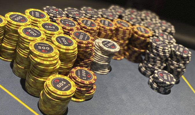 Pokerchips, Casino Marienlyst, Pokernyheder, Poker Artikler, Live Poker,