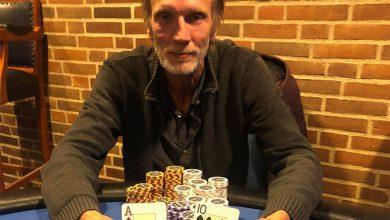 Klaus Kristensen, July High 2021, Casino Munkebjerg, Live Poker, Poker, Pokernyheder,