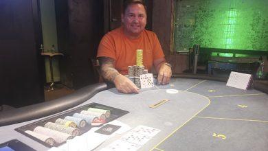 Johnny Østbjerg, Casino Copenhagen, Live Poker, Poker, Pokernyheder, Poker Resultater,