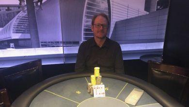 Rudi Hansen, Casino Copenhagen, Live Poker, Poker, Poker Resultater, Pokernyheder