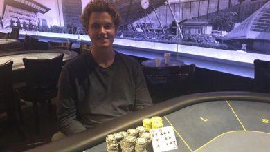 Sebastian Jørgensen, Live Poker, Poker, Casino Copenhagen, Pokernyheder
