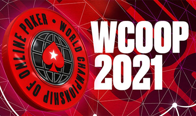 WCOOP 2021, Pokerstars, Poker Artikler, Pokernyheder, - 1stpoker.dk