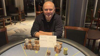 Anders Lau, Casino Marienlyst, Live Poker, Poker, Pokernyheder, Poker Artikle