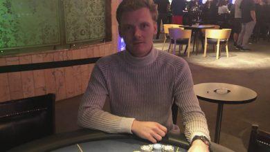 Christian Kristensen, Casino Copenhagen, Live Poker, Poker, Pokernyheder,