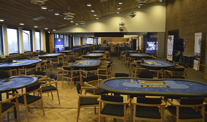 Fjordsalen, Casino Munkebjerg, Munkebjerg Hotel, Live Poker, Poker Blog, Live Blogs, Pokernyheder