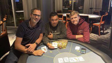 Willi Thal-Drexel , Mikkel Sørensen, Mark Tranto, Casino Marienlyst, Live Poker, Poker, Pokernyheder, Poker Artikler,