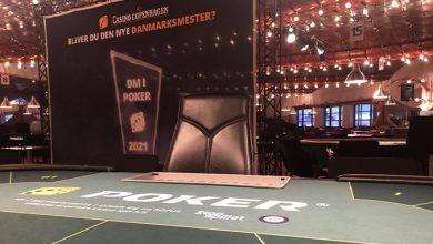 Casino Ballroom, DM i Poker 2021, Poker, Live Poker, Pokernyheder, Casino Copenhagen