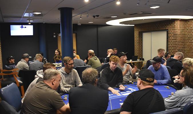 Kasino Munkebjerg, DM di Poker 2021, Live Poker, Poker, Poker News,