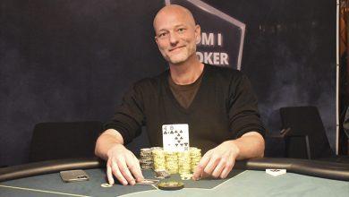 Per Martin Andersen, Casino Copenhagen, DM i Poker 2021, Live Poker, Pokernyheder