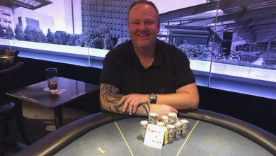 Glenn Christiansen, Casino Copenhagen, Live Poker, Poker, Pokernyheder