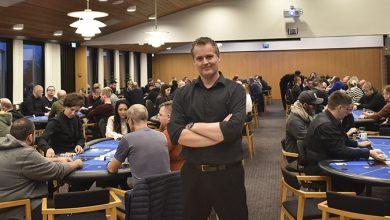 Kasper Kvistgaard, Fall Tour 2021, Casino Munkebjerg, Live Poker, Poker, Pokernyheder
