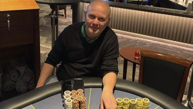 Anders Lau, Casino Marienlyst, Live Poker, Poker, Pokernyheder, Poker Artikler,