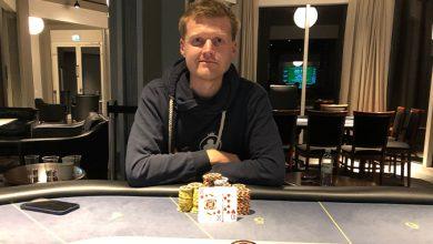 Mark Tranto, Casino Marienlyst, Live Poker, Poker, Pokernyheder, Poker Artikler