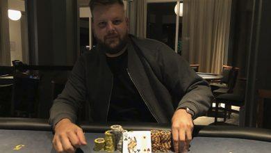 Simon Liljebjerg, Casino Marienlyst, Live Poker, Pokernyheder,