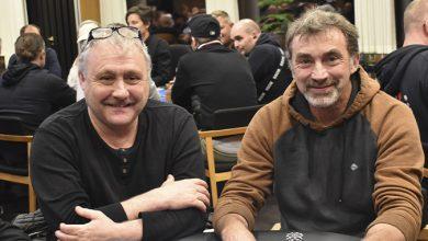 Lars Petersen og Ib Poulsen, Fall Tour 2021, Casino Munkebjerg, Live Poker, Poker, Pokernyheder